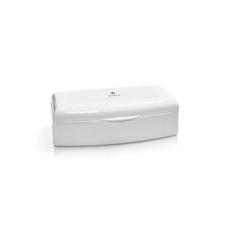 Пластиковый контейнер для стерилизации инструментов POLE белый