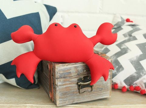 Подушка-игрушка антистресс «Мистер Краб» 4