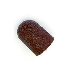 Колпачок абразивный 10 мм. коричневый #80