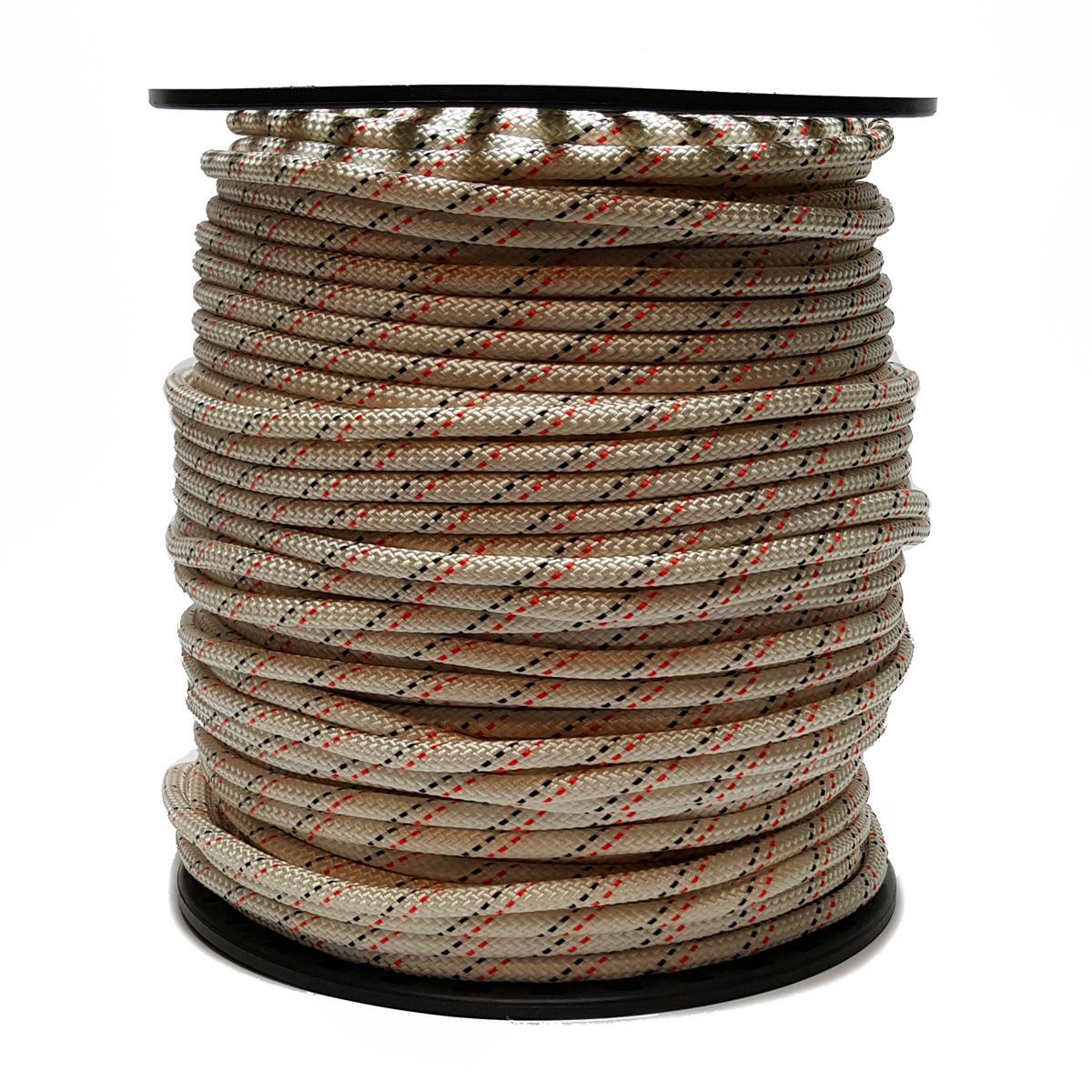 """Веревка страховочная """"Ремера статика 32"""" 9,8мм ГОСТ EN 1891"""