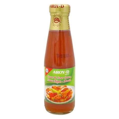 Кисло-сладкий соус AROY-D 215гр