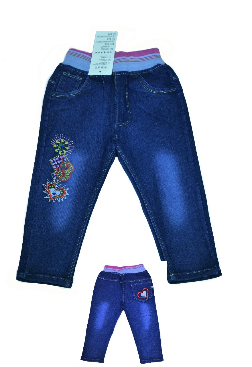 AD5354 джинсы троечка