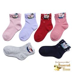 Носочки детские (3-8) 190325-SL3139