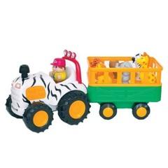 Kiddieland Развивающий центр - трактор