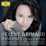 Helene Grimaud, Wiener Philharmoniker, Andris Nelsons / Brahms Concertos (2LP)