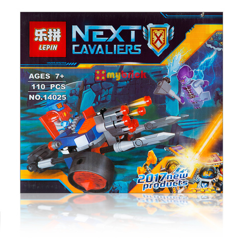Lepin 14025 Next Cavaliers