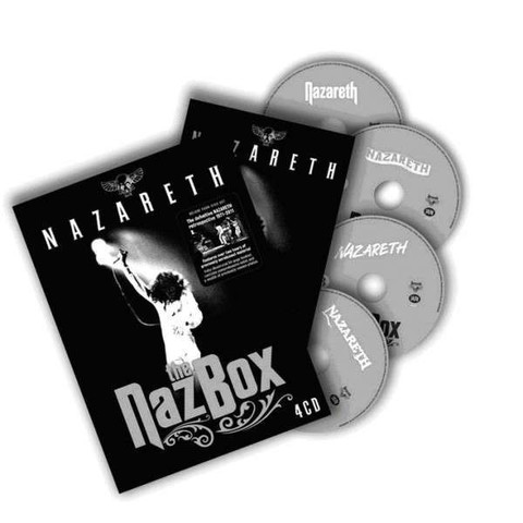 Nazareth / The Naz Box (4CD)