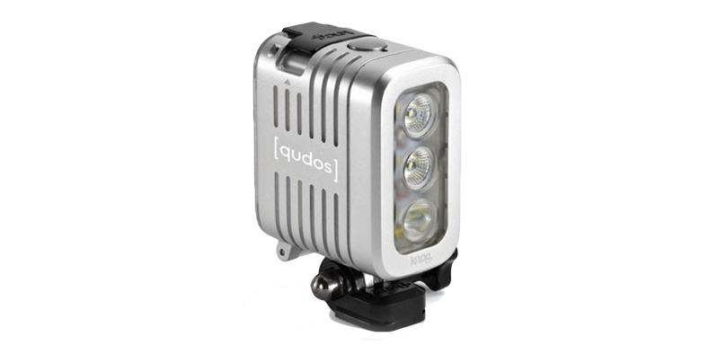 Фонарь LED Knog Qudos Action Light внешний вид