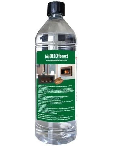 Топливо для биокаминов bio-Deco с запахом леса