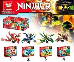 Конструктор Ниндзяго Летающий дракон — Ninjago