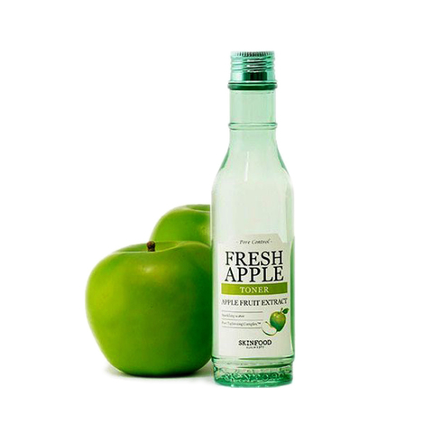 SKINFOOD Fresh Apple Toner, 180 ml