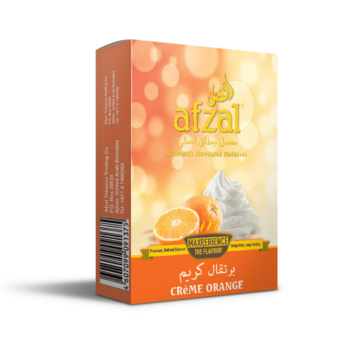 Табак Afzal Creme Orange 50 г