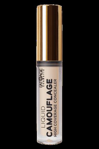 L'atuage Liquid Comouflage Консилер жидкий тон №501 слоновая кость