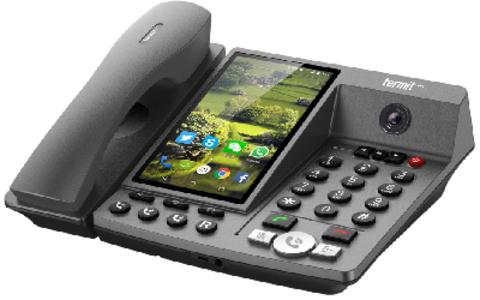 Стационарный сотовый телефон Termit FixPhone LTE
