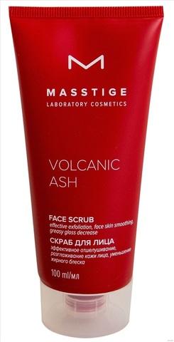 Masstige Volcanic Ash Скраб для лица 100мл