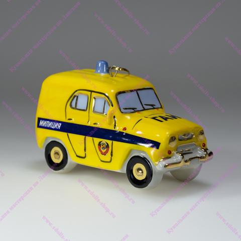 УАЗ 469 (3151) ГАИ