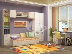 Детская мебель Вега-1 с фотопечатью*