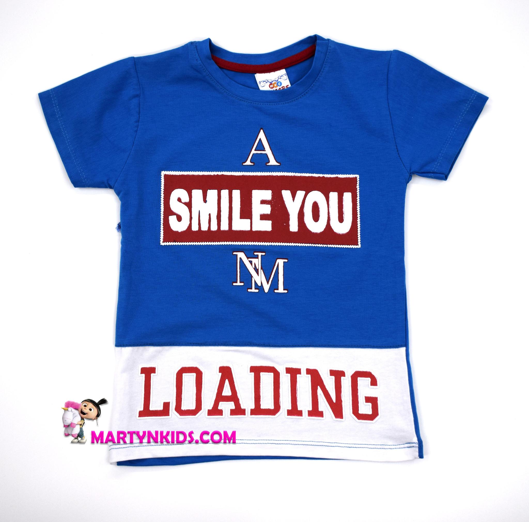 2250 футболка SMILE
