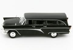 GAZ-13S Chaika black 1:43 DeAgostini Auto Legends USSR #89