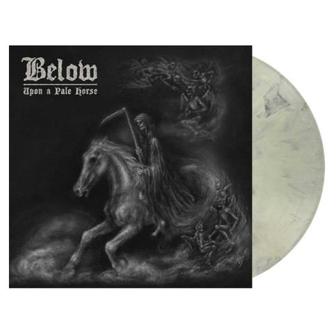 Below / Upon A Pale Horse (Coloured Vinyl)(LP)