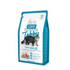 Brit Care Cat Tobby для кошек крупных пород