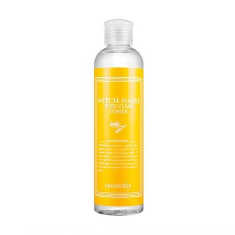 SECRET KEY Тоник для пор с экстрактом гамамелиса Witchhazel Pore Clear Toner 248мл