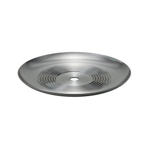 Тарелочка для углей рифленая