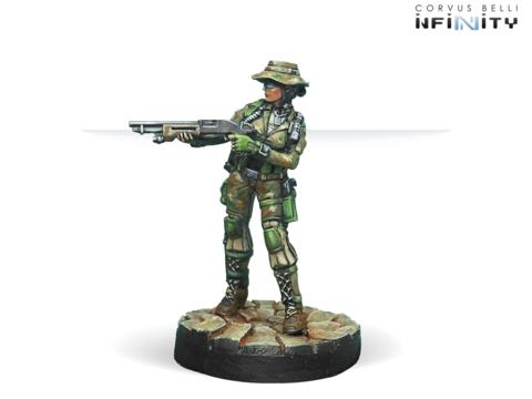 Foxtrot Rangers (Boarding Shotgun)