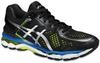 Мужские беговые кроссовки Asics Gel-Kayano 22 (T547N 9093) черные