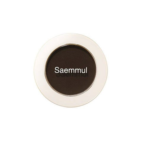 THE SAEM EYE Тени для век матовые Saemmul Single Shadow(Matt) BR03 1,6гр