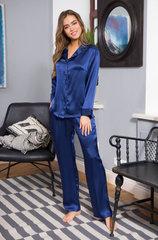 Пижама с брюками натуральный шелк MIA-MIA  Kristy КРИСТИ  15116