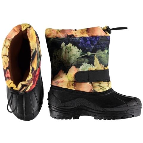 Детская обувь Molo Driven Flower Rainbow для девочки