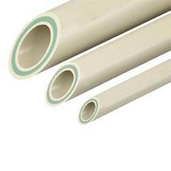 Труба полипропиленовая FV Plast Faser 20 х 3.4 (PN 20) стекловолоконный слой (1 м.)