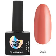 Гель-лак RockNail Gray Moon 263 Potion, 10мл.