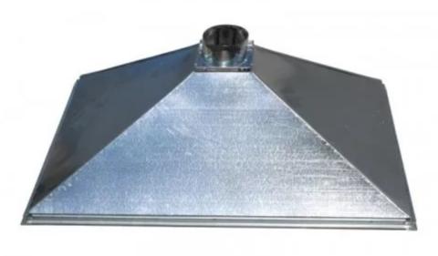Зонт 1500х600/ф125