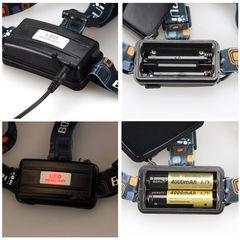 Налобный фонарь Boruit RJ-3000 - (IP55)