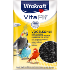 Vitakraft Vita Fit уголь древесный для всех видов птиц 10 г