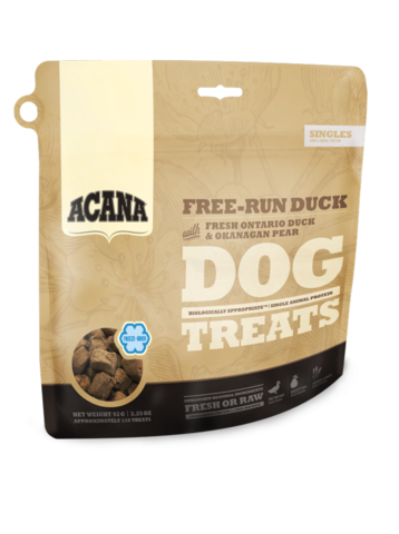 ACANA FREE - RUN DUCK TREATS