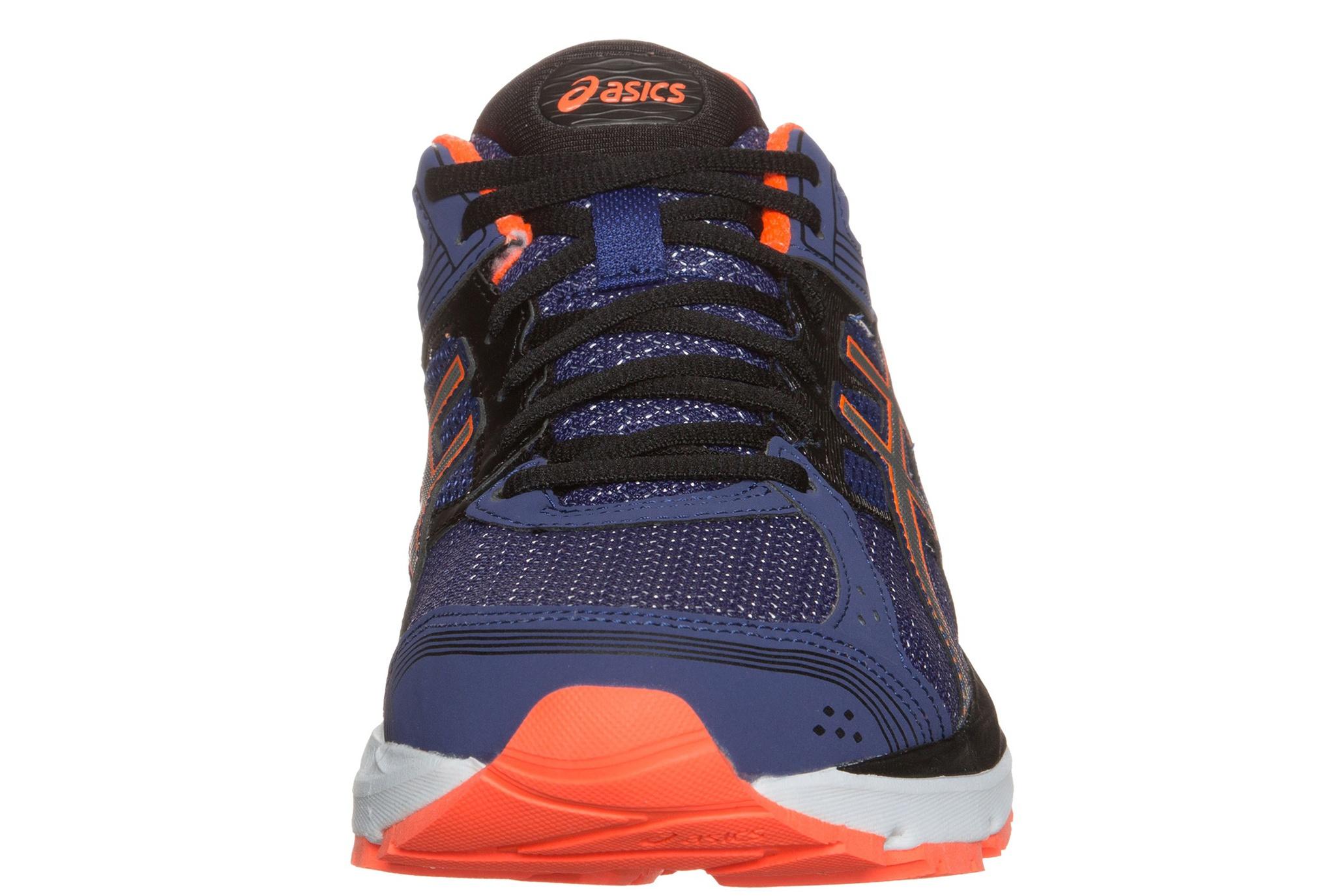 Мужская беговая обувь Asics Gel-Pulse 7 (T5F1N 5093) синяя фото