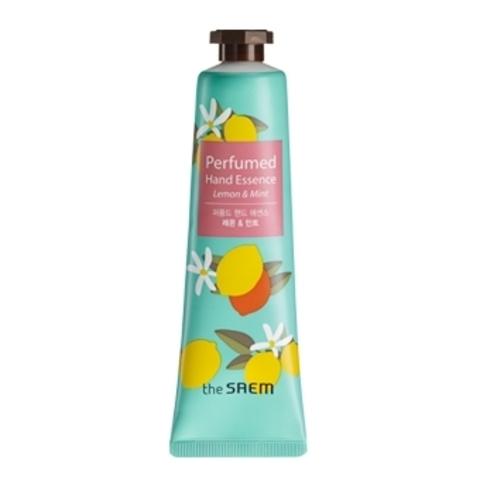 THE SAEM Hand P Крем-эссенция для рук парфюмированный (NEW) Perfumed Hand Essence -Lemon Mint- 30мл