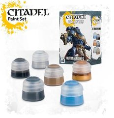 Citadel Paints: Ultramarines