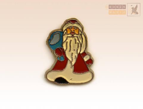 значок Дед Мороз