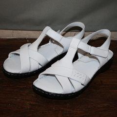 Красивые сандали женские Evromoda 15 White.