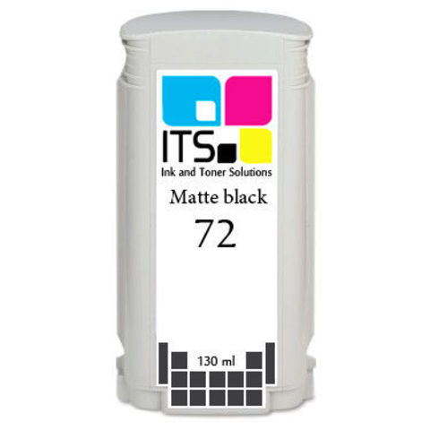 Картридж для HP 72 (C9403A) Matte Black 130 мл