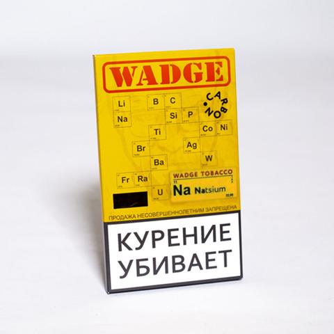 Табак WADGE CARBON 100gr Natsium