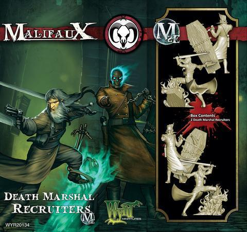 Death Marshal Recruiters