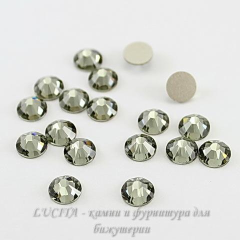 2058 Стразы Сваровски холодной фиксации Black Diamond ss30 (6,32-6,5 мм) ()