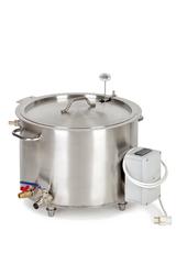 Мини пастеризатор (сыроварня) 15 литров