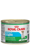 Royal Canin Adult Light Консервы для собак, предрасположенных к полноте с 10 месяцев до 8 лет 1х195 г. (779002)