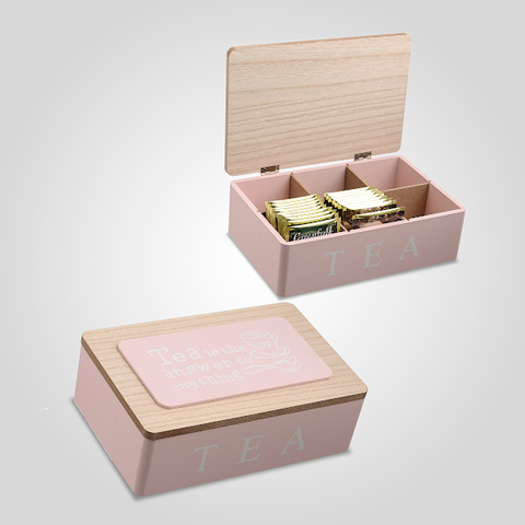 Шкатулка для чайных пакетиков